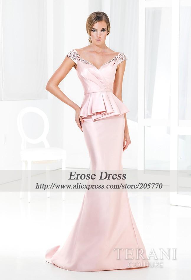 Платье для матери невесты Erose off/te/003 TE-003