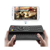 NEW PG-IP126 3-in-1 Bluetooth Keyboard Game Controller Universal Remote Controller