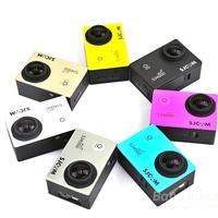 Waterproof Sport DV Camera SJcam SJ4000 WIFI Mini Camcorders 1080P 12MP H.264 1.5 Inch LCD Outdoor Home Security Novatek Car DVR