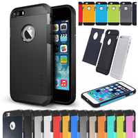 only 1.99usd 11 Colors Cheap Spigen SGP Case For Apple iPhone 6 iPhone6 Tough Armor Cases 1pc Free Shipping