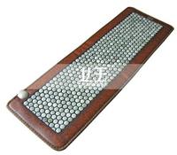 Health care mat! Natural tourmaline mat heat cushion jade physical therapy mat yoga pad heat 10-70 Celsius,Free shipping