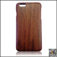 2014 NEW 100% Handmade Genuinewalnut Wood Hard Back Case iphone6 plus 5.5 inch Wooden Cover