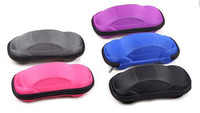 New Hot Sale Kids Cartoon Car Zipper Sunglasses Box High Quality EVA Glasses Pouch Bag Cases Eyewear Box Promotional Gifts