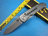 Free shipping Browning 2220 Survive knives Mini folding pocket knife 5KB15