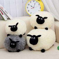50cm  1PCS Cute Shaun the sheep lamb plush toys wholesale Christmas gift bag sends kids,Free shipping, Best gift