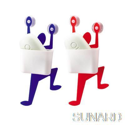 Little Superman soap rack Color Random()