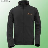 2014 new OMNI-HEAT Thermal Reflective Fleece Jackets windproof breathable soft shell jacket to keep warm outdoors, hiking