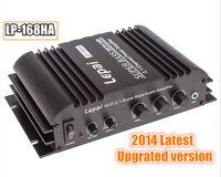 Upgrated LEPAI LP-168HA HI-FI 2.1 Super Bass Audio Amplifier+original adapter