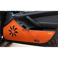Chevrole Cruze Spark Lova Captiva Epica Sail Malibu Aveo door pad door mats Prevent car door dirty keep car door clean