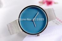 50pcs/lot 2014 New arrival Wrist silicone mens Watches fashion geneva wrist watch simple
