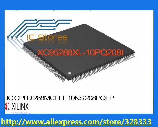XC95288XL-10PQ208I IC CPLD 288MCELL 10NS 208PQFP XC95288XL-10PQ208I 95288 XC95288XL XC95288 XC95288X 95288X(China (Mainland))