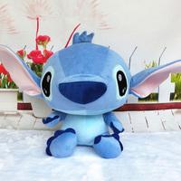 30cm Hot sale High Quality Lilo & Stitch Plush Doll Toys Cute Kawaii Stitch Toy For Kids Plush Animal Christmas gifts Brinquedos