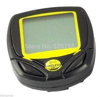 Wireless LCD Bike Computer Speedo Odometer Speedometer Cycle Bicycle Waterproof
