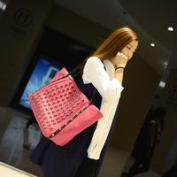 Free shipping New 2014 fashion bag Women's leather handbag brand designers shoulder crossbody bags clutches mini bag 8068
