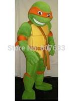 EVA Teenage Mutant Ninja Turtles Mascot Costume Adult Cartoon Character Costumes Party Dress Red Orange Purple Blue In Stock