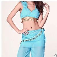 Halloween Costumes For Women Cosplay Jasmine Aladdin Costumes Genie Outfit Arabian Night Princess Fancy Dress Costume
