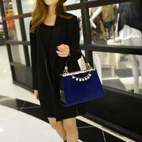 Free shipping New 2014 fashion bag Women's leather handbag brand designers shoulder crossbody bags clutches mini bag 9640