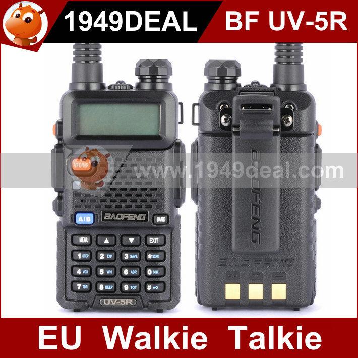 купить Bao Feng BaoFeng 5R 136/174/400/520 DCS DTMF CTCSS FM /1949deal UV-5R дешево