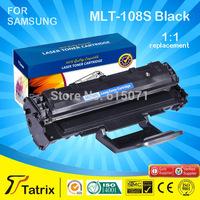 Compatible toner cartrdige MLT-108s for SAMSUNG ML-1641/2241/1640/1642/2240 printer, free shipping