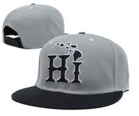NEW basketball snapback cap for men FITTED HAWAII hiphop cap sports Flat Brim hat Adjustable women's Baseball Cap snap adult