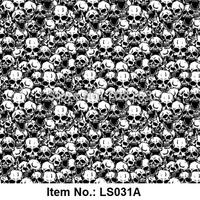 Liquid Image Skull  No.LS031A PVA water transfer printing film