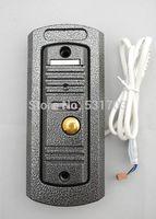 Metal Waterproof DoorBell Door Phone Panel CMOS Pinhole Camera Night Vision Video Door Phone outdoor Unit