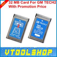 Top 2014 New Design GM TECH 2 Card For Opel /GM /SAAB/ISUZU/Suzuki/H01den 32 MB Memory Card For GM Tech 2 Diagnostic Tool