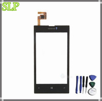 New Original for Nokia Lumia 520 520T Panel Touch Screen Digitizer Glass Lens Replacement free shipping