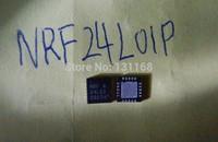 RF Transceivers : NRF24L01P  IC RF TRANSCEIVER 2.4GHZ 20QFN 10pcs/package  20-VFQFN Exposed Pad
