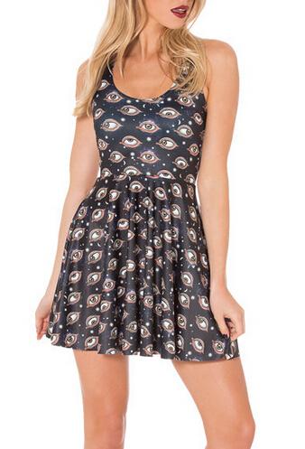 цена Женское платье FASHIONPRINT bl/505 BL-505 онлайн в 2017 году