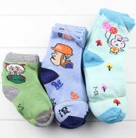 2014 HOT 1-13 Years Cute Children Baby socks for Kids Socks & Color random