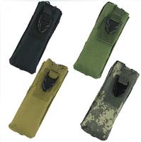Walkie-talkie radios and small tactical bag accessory bag tool bag accessory bag debris