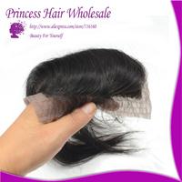 Free Part Brazilian Human Hair Silk Base Closures Bleached Knots Unprocessed Hair Princess Hair Products Free Shipping