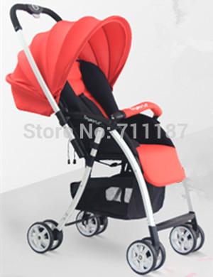 Младенцы коляска лёгкие детская коляска костюм для 0 - 36 месяцев младенцы и