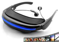 Digital Virtual Display / Portable Video Glasses with 52 Inch Display, 4gb Memory, Portable Video Glasses