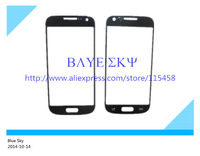 For Samsung for GALAXY S4 mini I9190 Outer touch Screen Glass digitizer replacement parts Free shipping