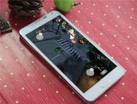 "1:1 N9000 5.5"" IPS 720 x 1279 512RAM 4GB ROM MTK6572 Dual Core Android 4.2 3G Phone"