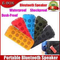 Free Shipping Original DOSS Bluetooth mini Speaker waterproof+Shockproof+Dusk-proof portable wireless stereo boombox super bass
