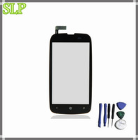 New Original Replacement DIGITIZER touch screen Lens For Nokia Lumia 610+tools free shipping