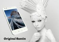 Original Santin X5w Quad Core MSM8225Q 5.0''inch capacitive screen Android 4.1 GPS WCDMA 3G 640x960 pixels Dual camera Tablet PC