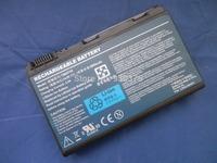 3.2A 8 cell 4800mAh New  Black Laptop Battery For Acer Extensa 5210 5210-300508 5230 5230E