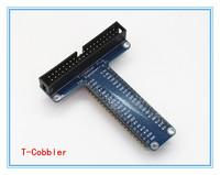 5pcs/lot Pi T-Cobbler t cobbler Plus Kit - Breakout for Raspberry Pi B+ raspberry pi model b plus (RP003)