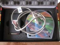 free shipping Pangolin Quickshow quick show QS FB3 USB2.0 ILDA laser software