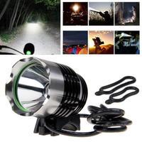 High Quality 1200 Lumen CREE XM-L T6 LED Bicycle HeadLight Headlamp Bike Light Head Lamp 3 Modes