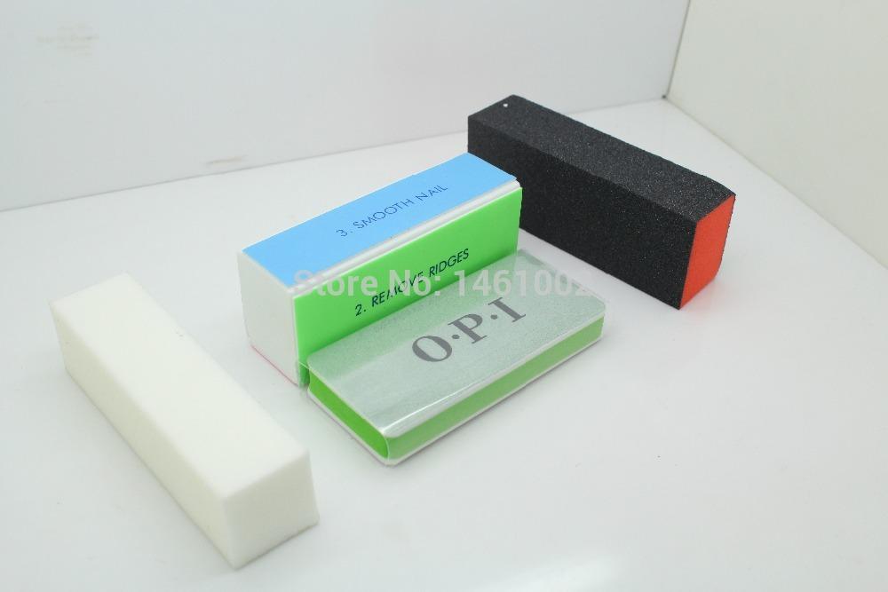 Manicure Nail Buffer Buffer Block Manicure