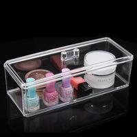Cosmetics Shelves Display Rack for Jewelry Desktop clutter