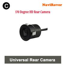 Заднего вида парковочная камера для авто DVD с 170 град. широкий угол HD решение для универсальный авто, С парковки линии! Бесплатная доставка