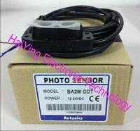 AUTONICS  BA2M-DDT-P, BA2M-DDT  New and original   Photoelectric switch  Photoelectric sensor  12-24VDC