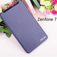 Zenfone 7 Flip case, Flip Leather Case battery housing For ASUS ZenFone 7 retail packing +10pcs/lot Freeshipping