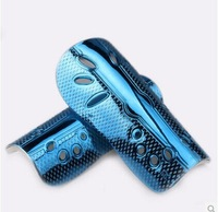Top quality PP and EVA materials shin guards shin pad soccer ball shin protection equipments shin surpport
